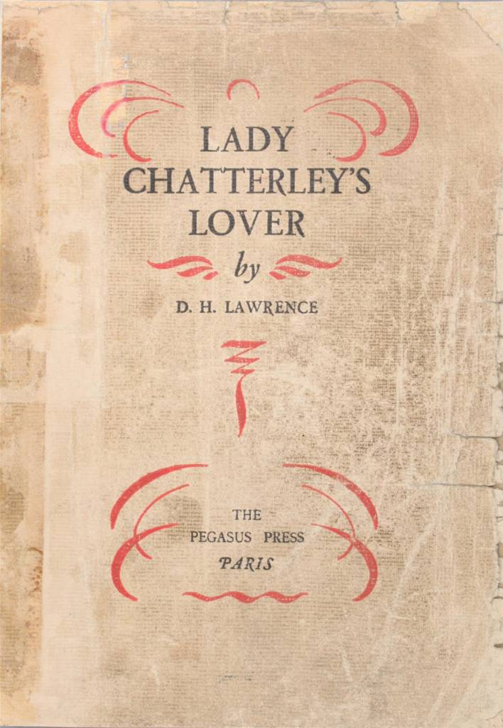 lady-chatterleys-lover-pegasus-press-1938