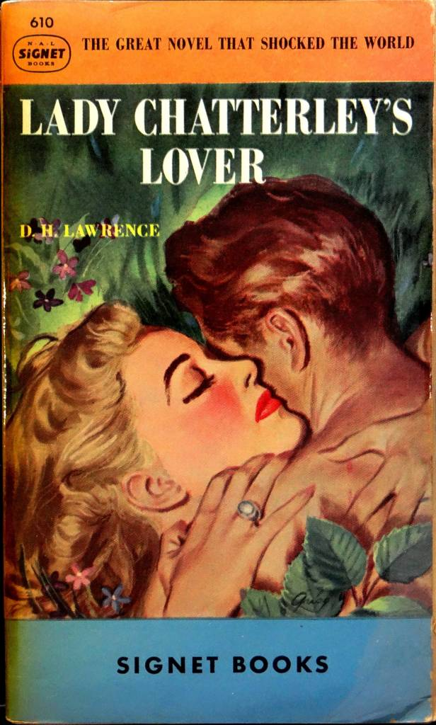 Signet 610 (Jan., 1950). Sixth Printing with New Cover
