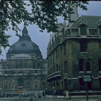 Scenes From A 1970 Trip to London