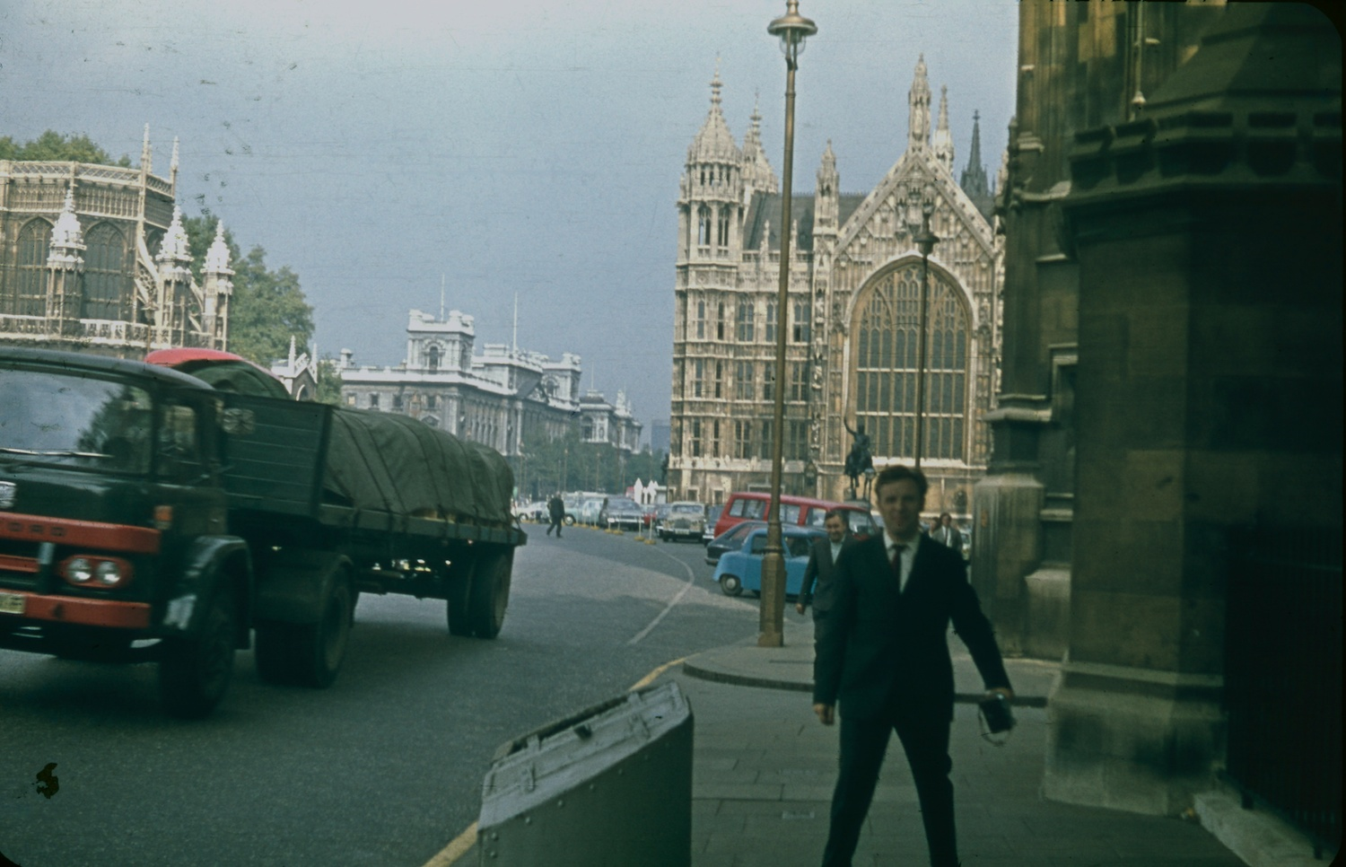 London 1970 Westminster Abbey