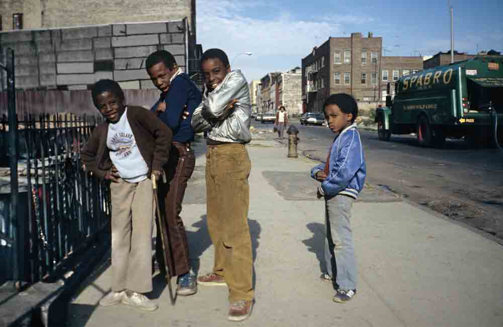 Bushwick, Brooklyn 1982