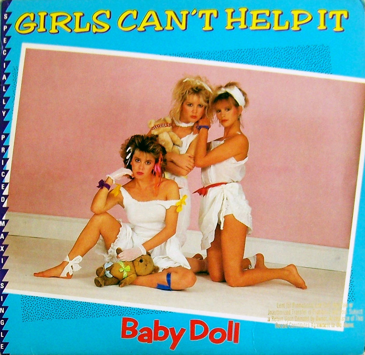 disco girl group record