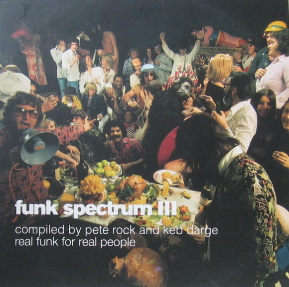 And another for the third of the Funk Spectrum series released by BBE in 2000