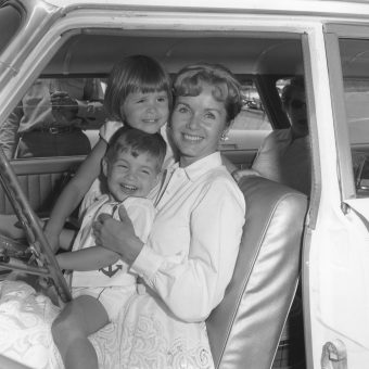 Debbie Reynolds and Carrie Fisher Together In Pictures