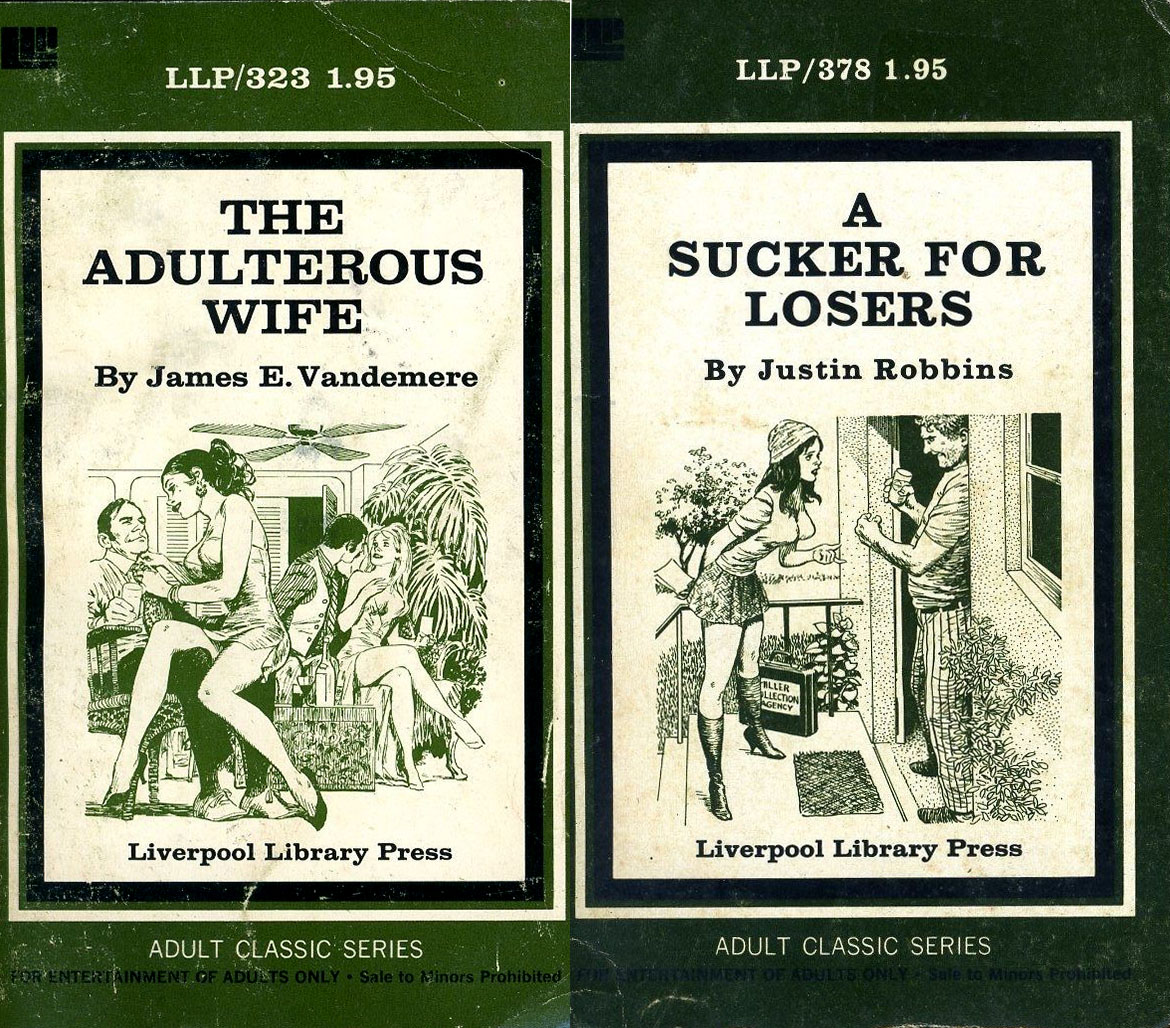 Classic erotic fiction library