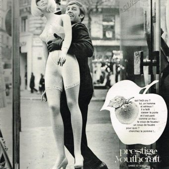 To Love a Mannequin: A Troubling Christian Dior Advert from 1969