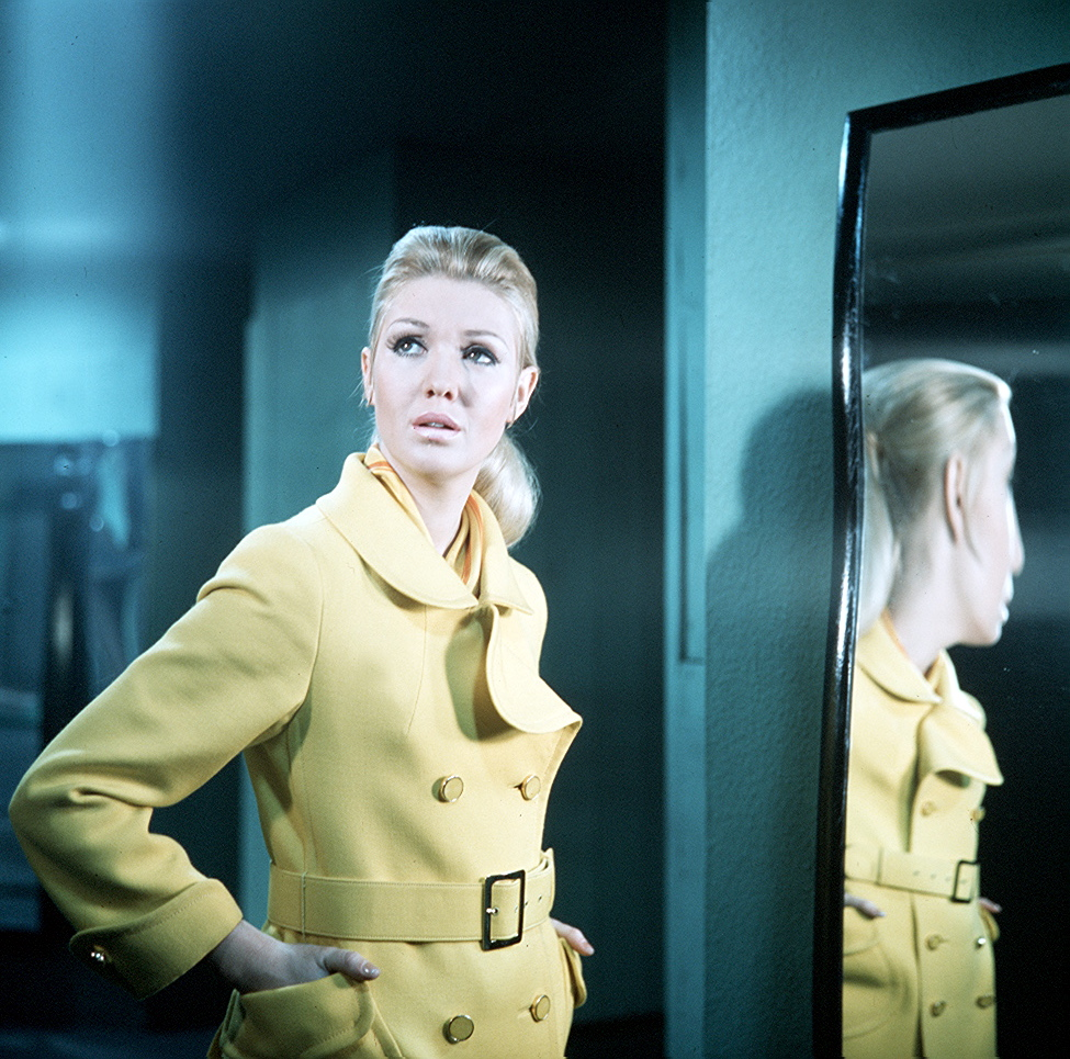 Annette André in the episode of Randall and Hopkirk (Deceased) called VENDETTA FOR A DEAD MAN