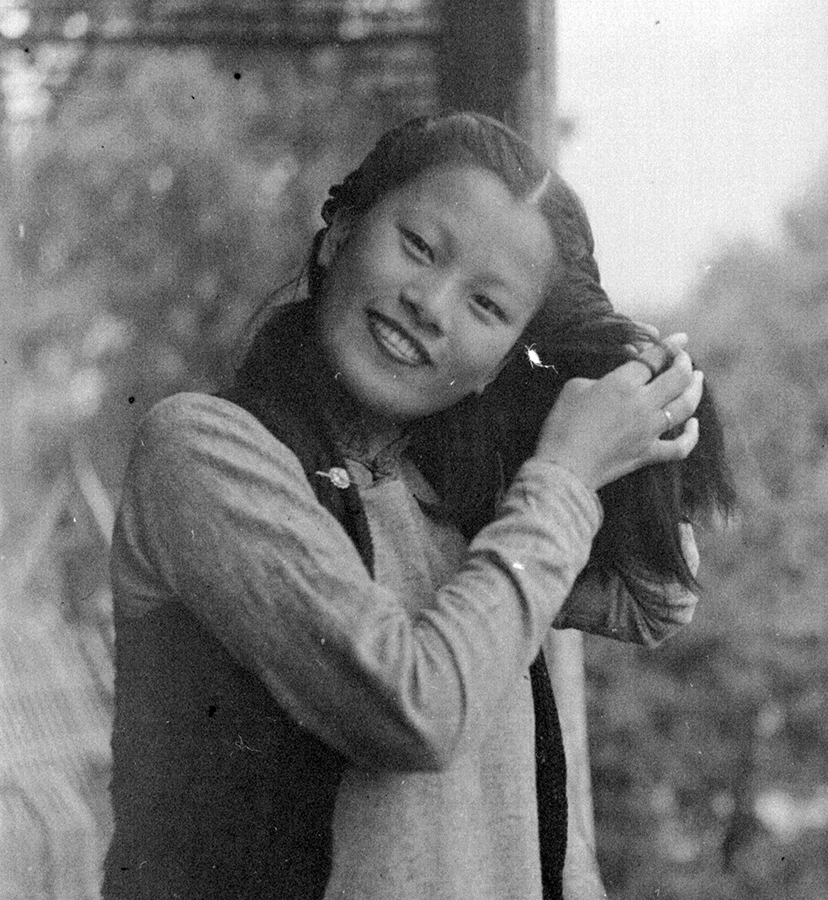 FU Bingchang China 1930s 1940 portraits snapshots