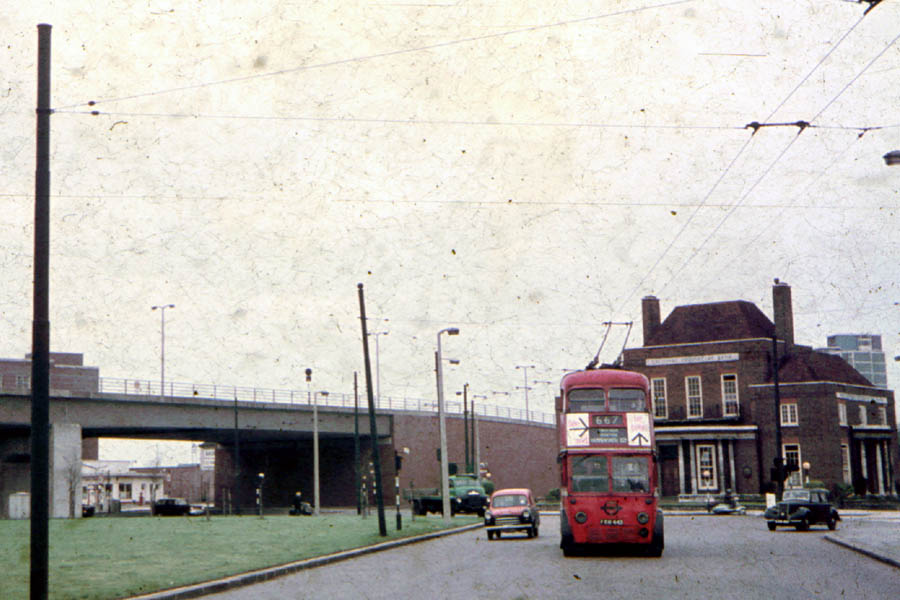 Chiswick Flyover 1962