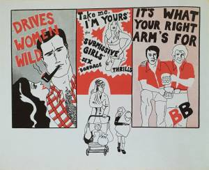 It's What Your Right Arm's For, 1977