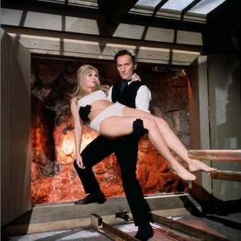 Peter Cushing: His Early Life to Hammer & Star Wars
