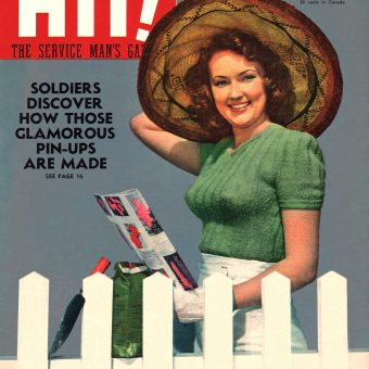 Hit! The Service Man's Gazette (June 1944)