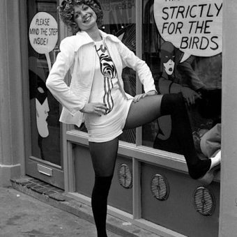 When Bat Woman And Other Birds Outraged The Royal Borough of Kensington & Chelsea