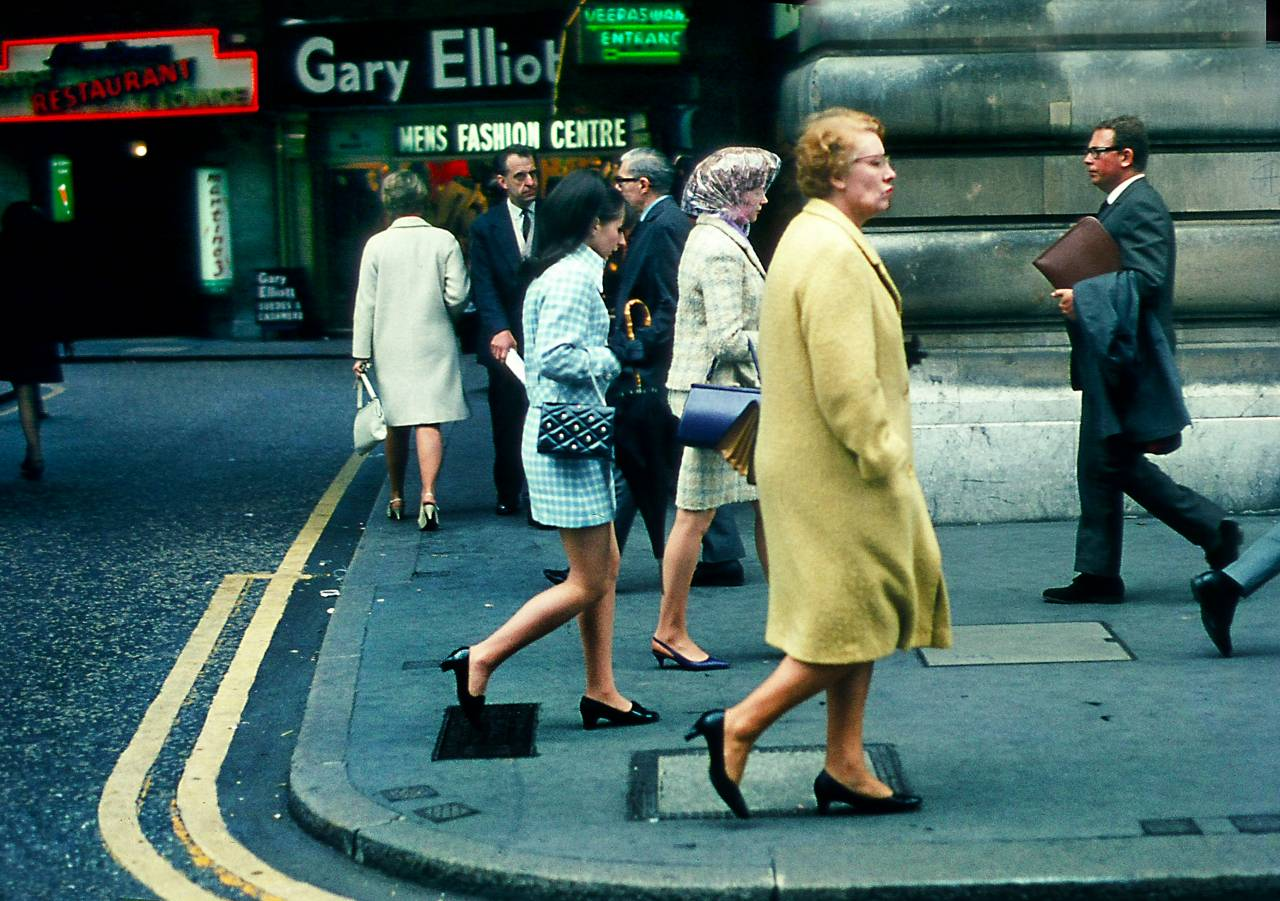 Piccadilly in 1968