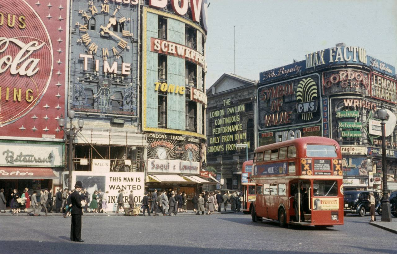 Piccadilly c.1960