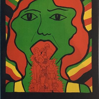 The See Red Women's Workshop Feminist Posters 1974-1990