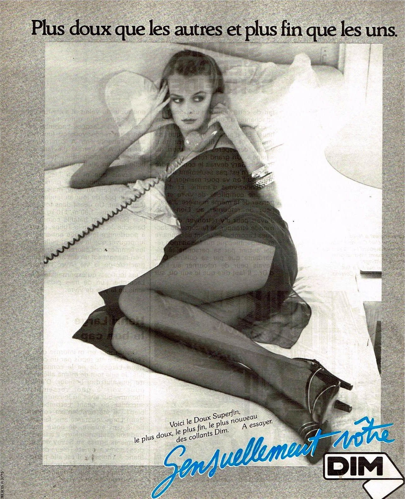 publicite-advertising-1978-les-collants-superfin-dim