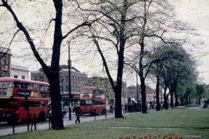 London Trolley Bus