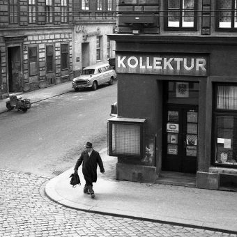 Gorgeous and Intriguing Photos Of Pre-Cold War Vienna 1959-1960