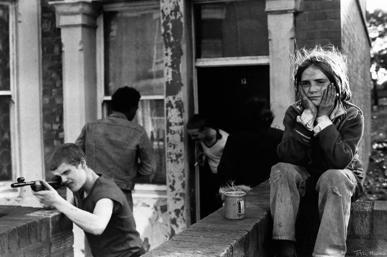 Youth Unemployment 1980 1981 Stunning Photos Of