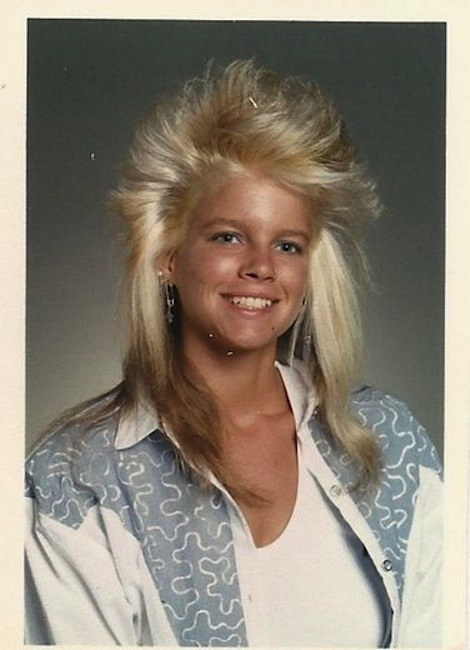 Big 1980s Hair A Casting Call For Your Hairstyles