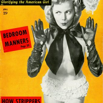 Eyeful Magazine – April 1949