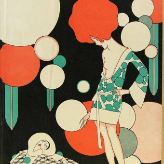 Para Todos Covers: Brazil's Gorgeous 1920s Art Deco Style Magazine