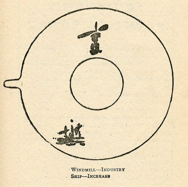 ea-cup Fortune Telling: The Signs Illustrated and Simply Explained by Minetta, W. Foulsham & Co., London, 1961 (