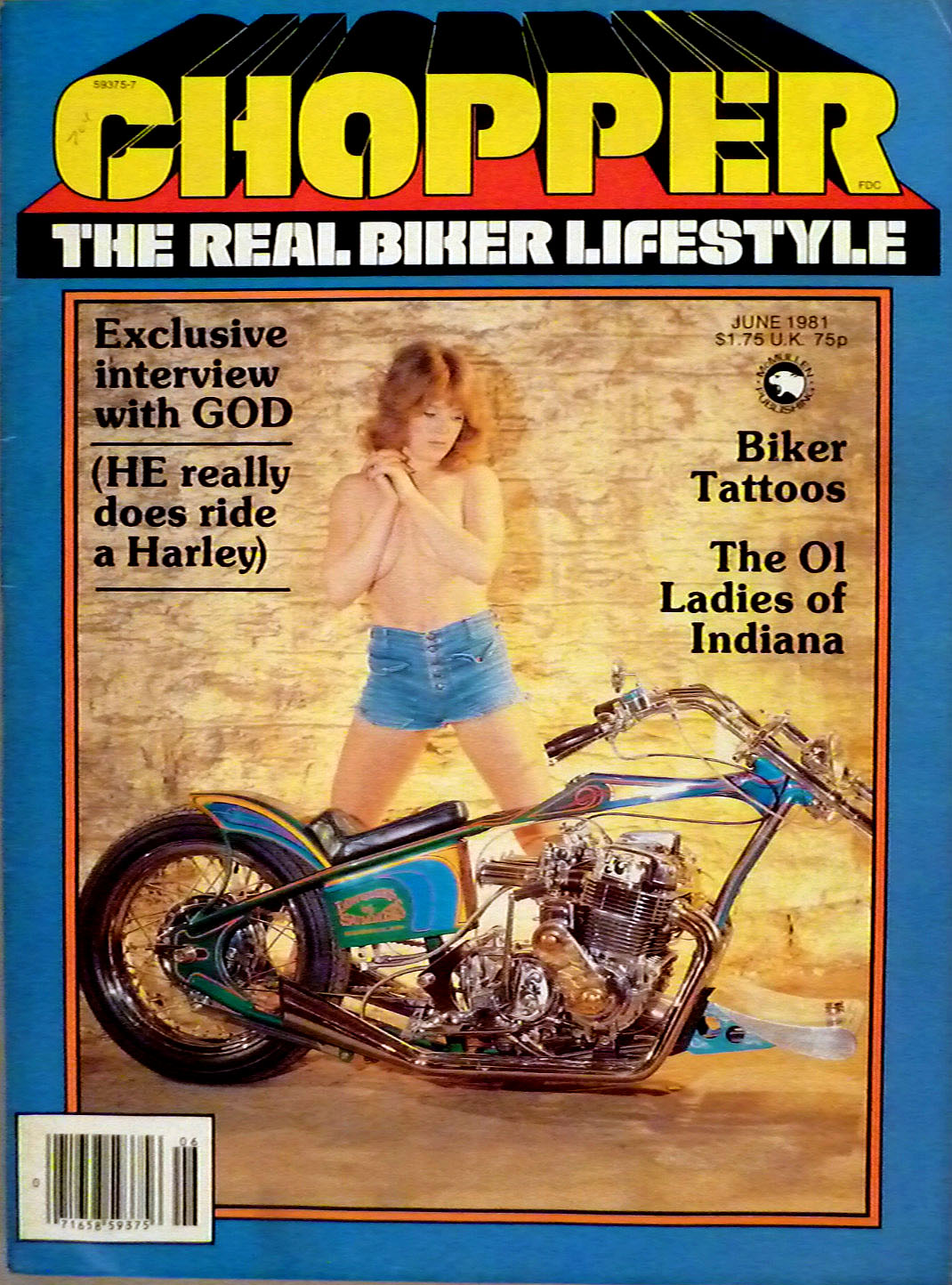 "Harley Davidson Bike Covers >> ""Bikes, Broads, Beer, and Boogie"": 45 Biker Magazines from the 1980s - Flashbak"