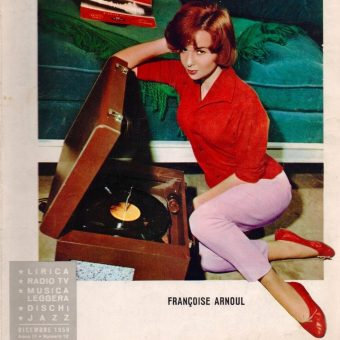 Put the Needle in the Groove: A Gallery of Women Posing With Vinyl Records