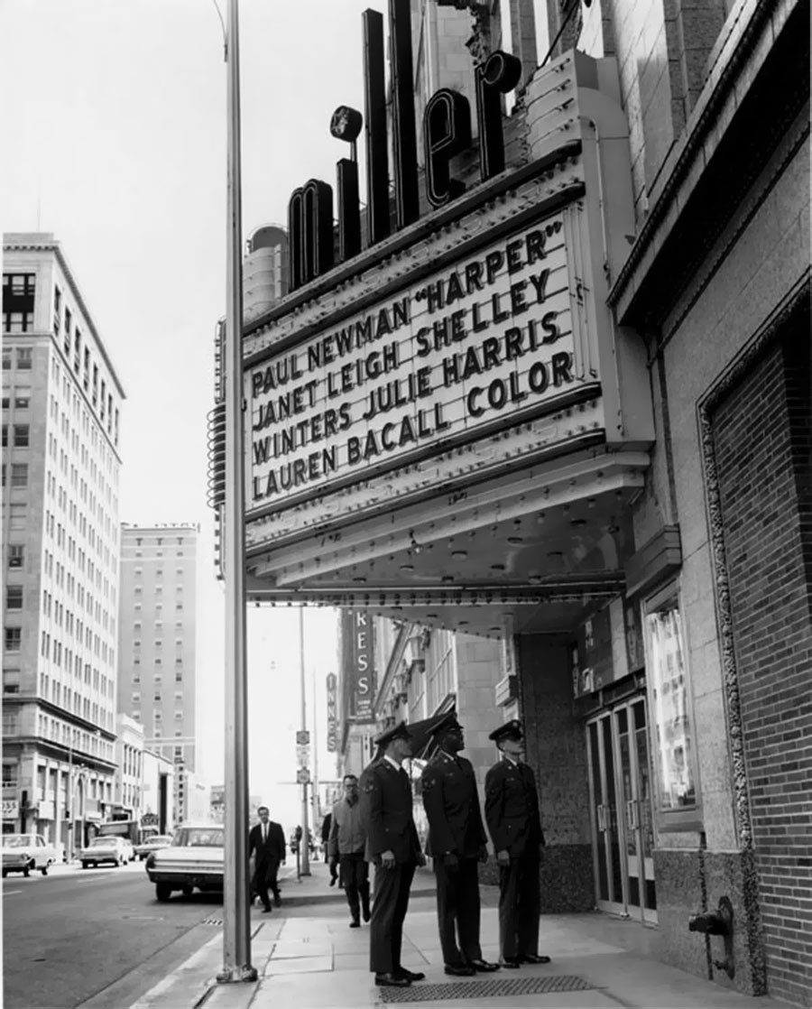 Movie Theater Marquees From The 1950s 1970s Flashbak