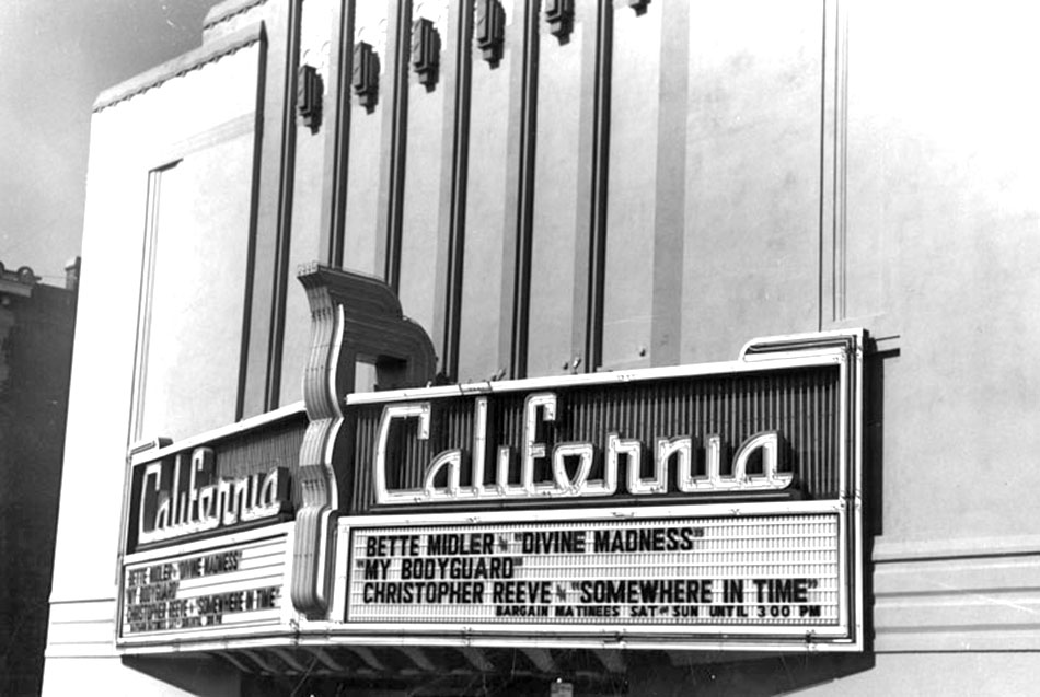 009_Vintage Movie Marquee