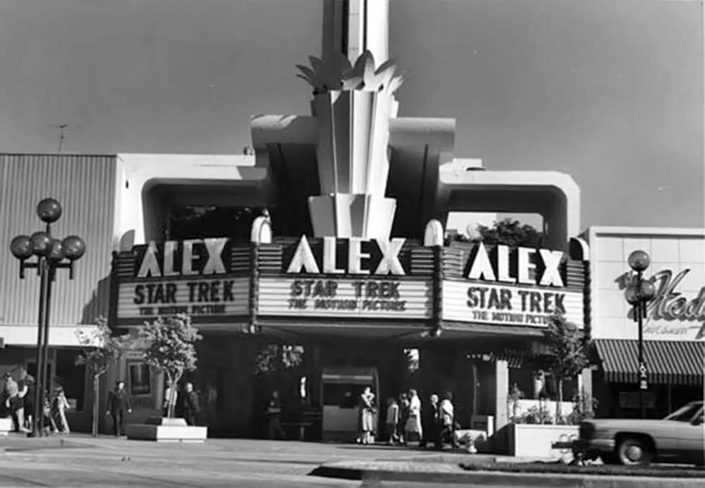 044_Vintage Movie Marquee