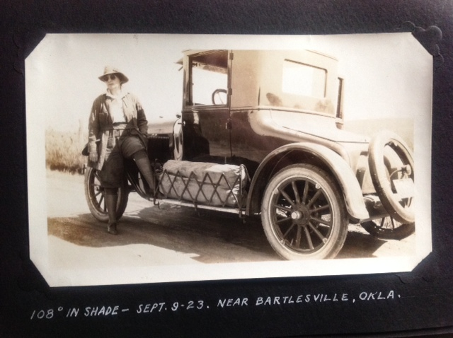 1923 road trip dalton gang