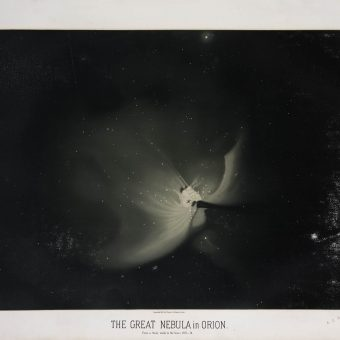 Étienne Léopold Trouvelot's Drawings 'Representing The Most Interesting Celestial Objects and Phenomena'