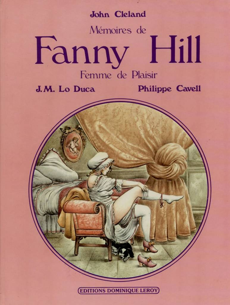 MEMOIRS OF A WOMAN OF PLEASURE or  FANNY HILL (illustrated)