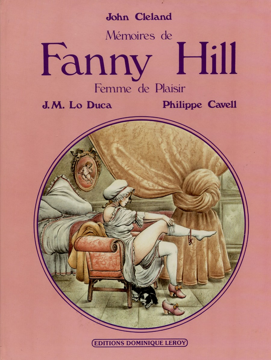 Fanny Hill French Illustrated 2010 Flashbak