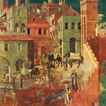 Lorenzetti's Allegory of Good and Bad Government: A Revolutionary Painting For Then And Now