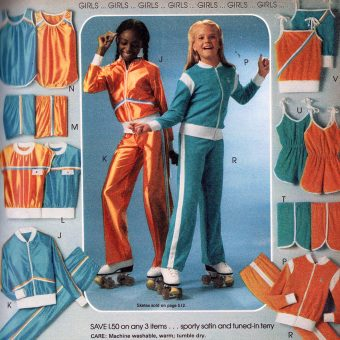 Roller-Disco Jackets & Polyester Slacks: The 1980 Montgomery Ward Catalog