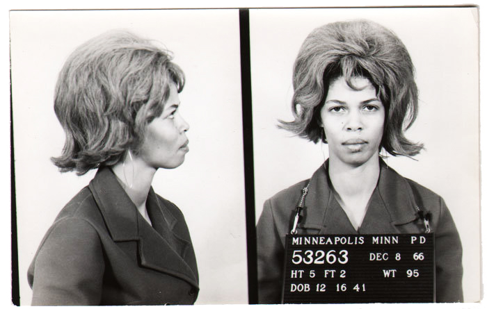 crime mugshots 1960s minneapolis