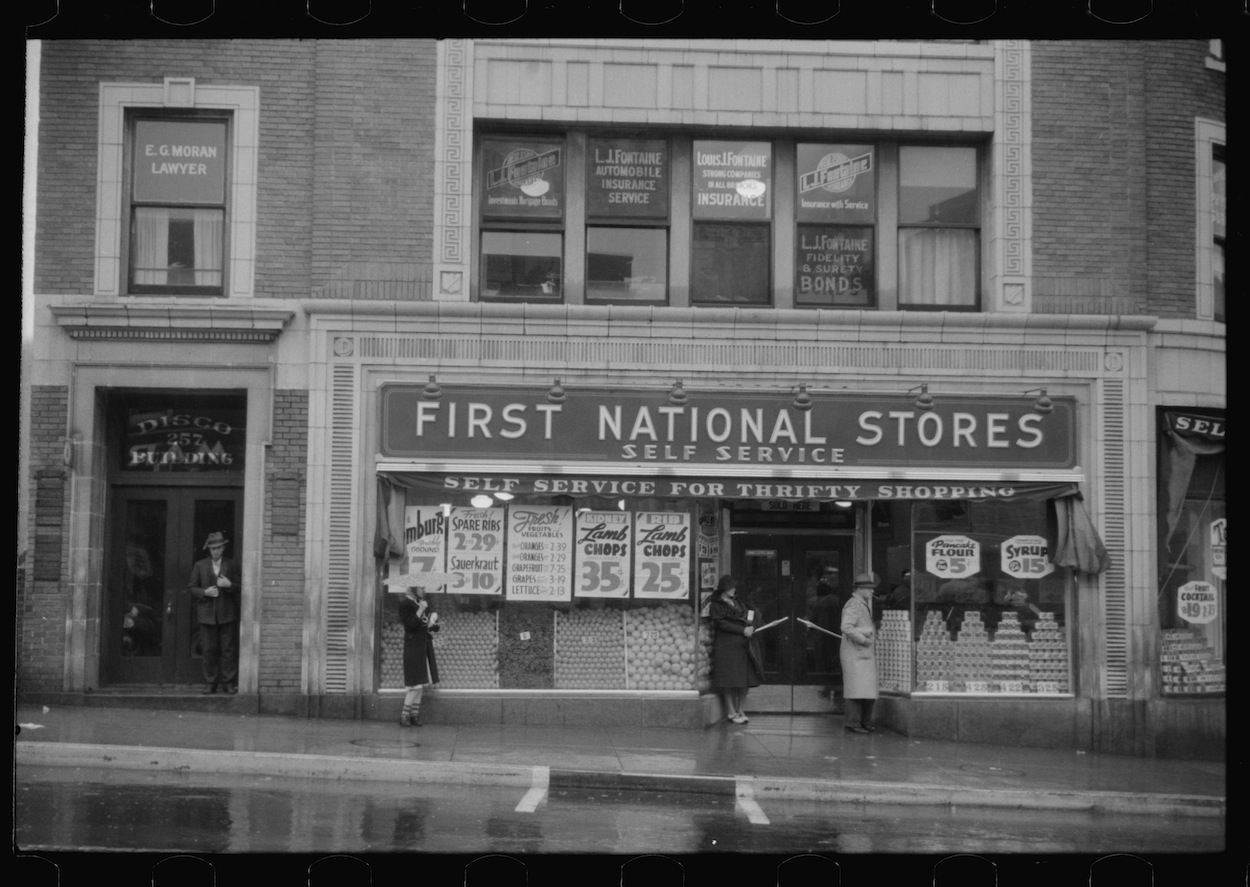 norwich connecticut 1940