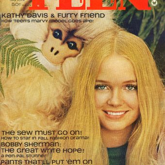 'TEEN Magazine – July 1970