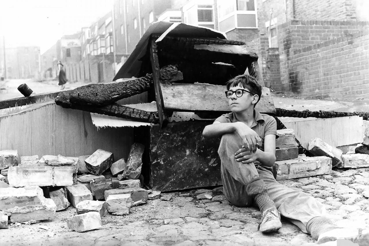 Youth Unemployment - Tish Murtha,