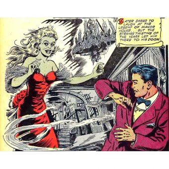 What Could Possibly Go Wrong? Making Mistakes & Paying the Price in Vintage Horror Comics