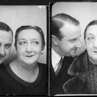 Willy Michel And Me: A Photographer's Joyous Mid-Century Photomaton Portraits