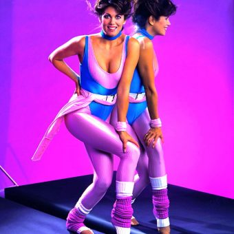 Legwarmers & Lycra Leotards: Totally Rad Aerobics Fashions of the 80s