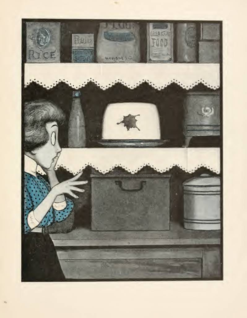 The hole book by Newell, Peter, 1862-1924 Published [1908]