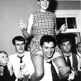 Vintage Mystery Parties: Found Photos of Folks Having Fun