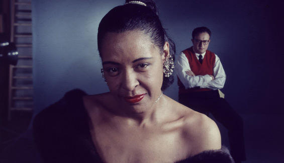 Ray Ellis Billie Holiday