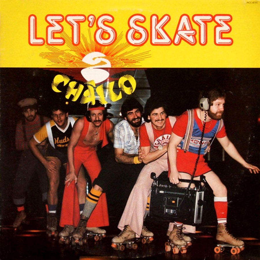 Roller Vinyl 20 Records From The Roller Skating Craze Of